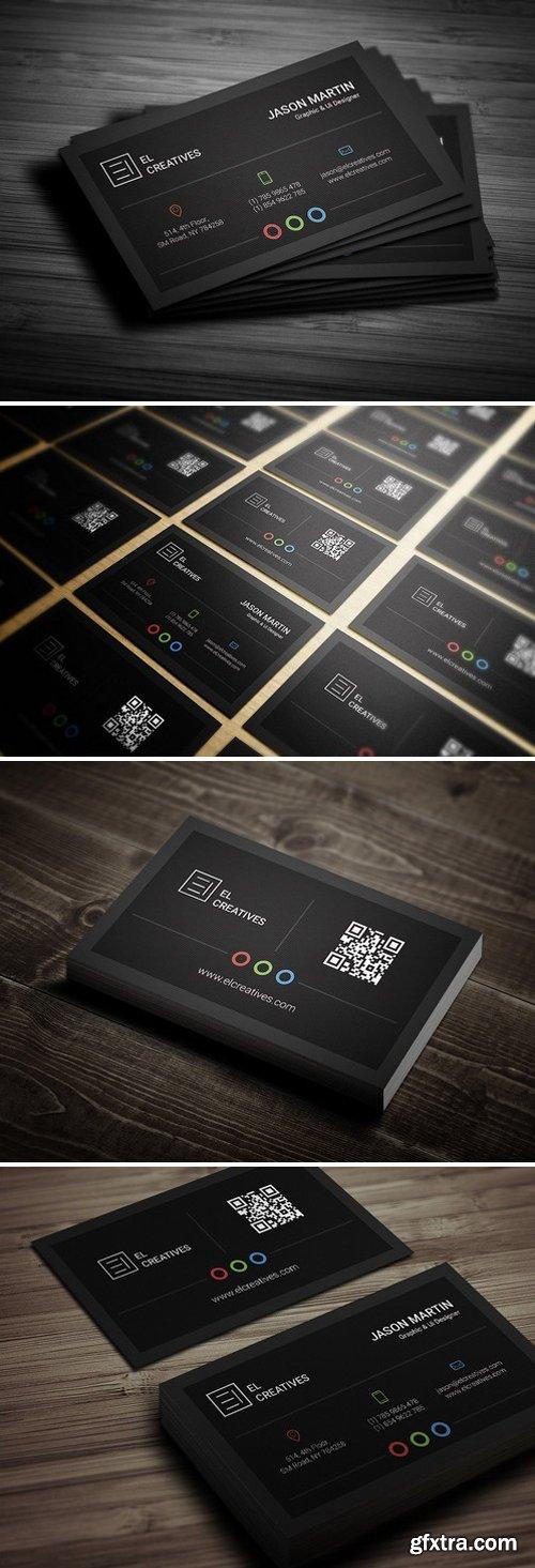 CM - Clean Creative Business Card 2339663