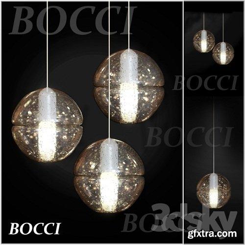 BOCCI 14.14 PENDANT LIGHT, ROUND 3d Model
