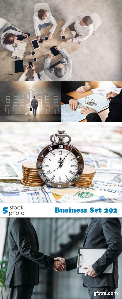 Photos - Business Set 292