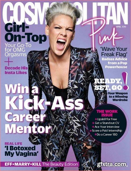 Cosmopolitan South Africa - April 2018