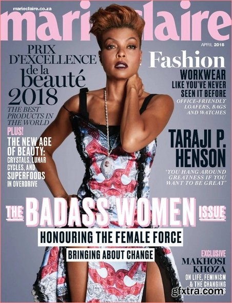 Marie Claire South Africa - April 2018