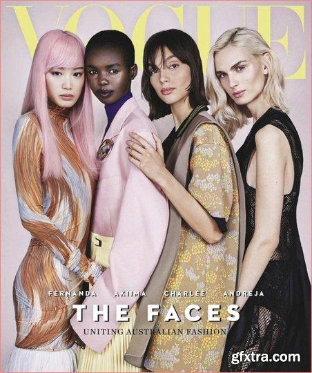 Vogue Australia - April 2018