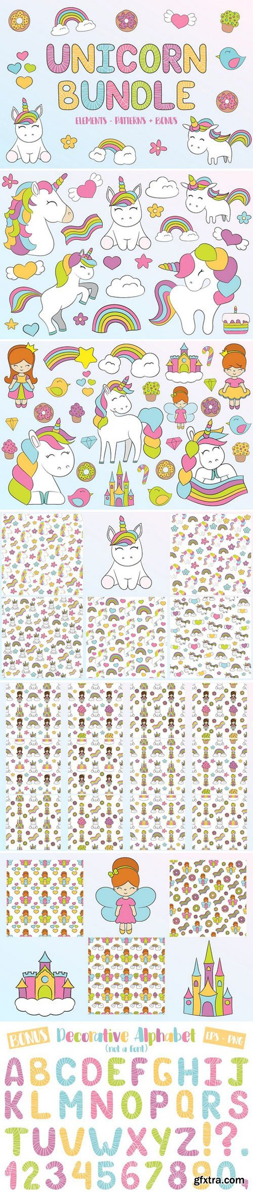 CM - Unicorn Bundle 2135348