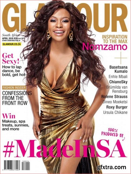 Glamour South Africa - April 2018