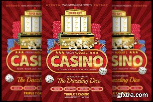 CM - Casino Deluxe Flyer 2358701