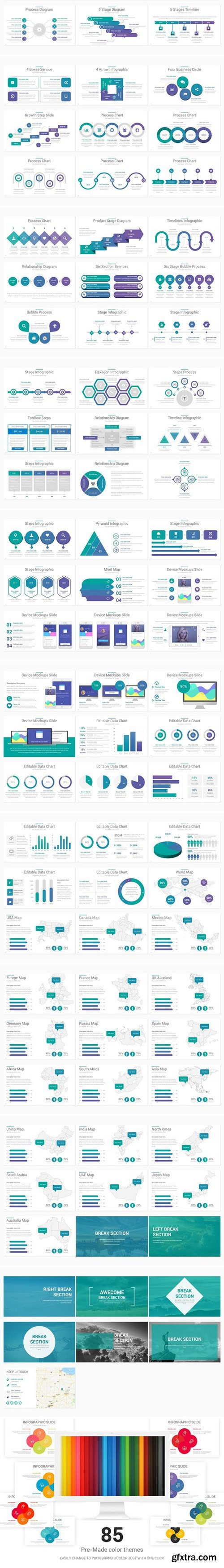 CM - Professional PowerPoint Template 2359803