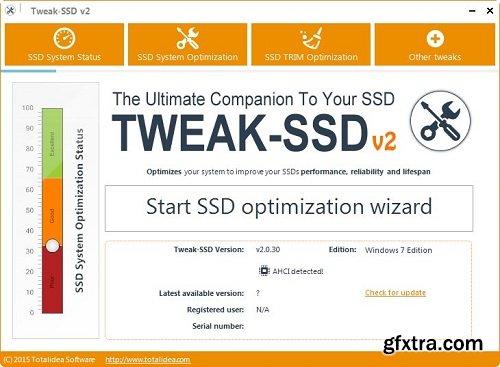 Tweak-SSD 2.0.30 + Portable