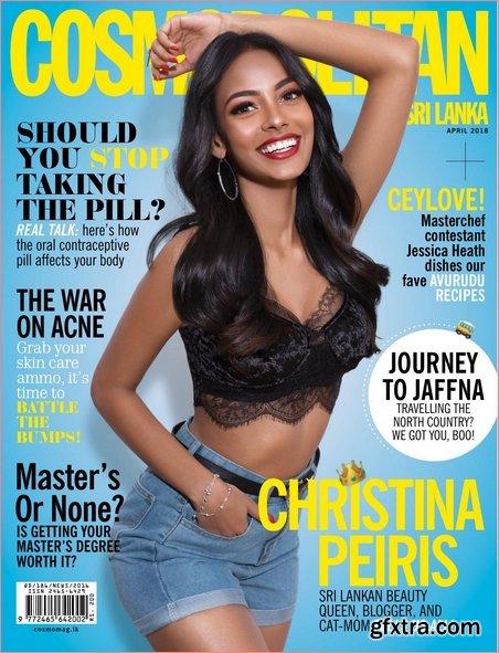 Cosmopolitan Sri Lanka - April 2018