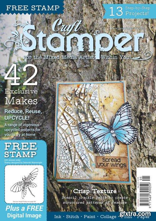 Craft Stamper - May 2018