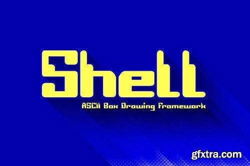CM - Shell - ASCII Box Drawing Framework 2355497