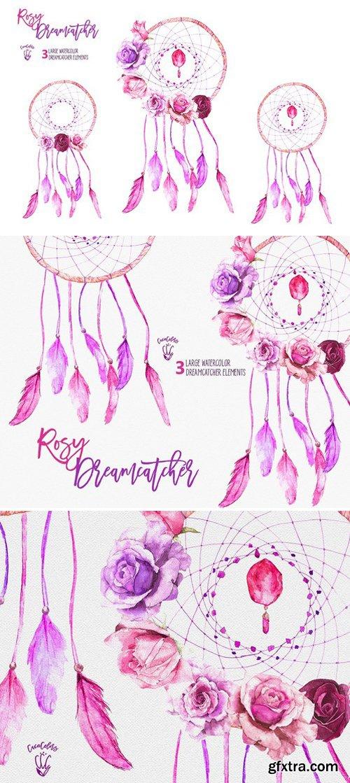 CM - Rosy Dreamcatchers 1589040