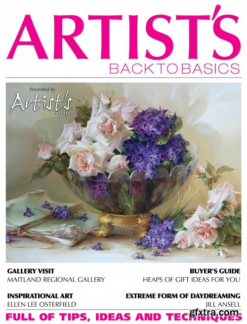 Artists Back to Basics - October 2016