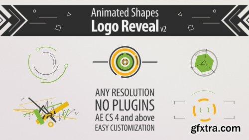 Videohive Shape Animation Logo Reveal v2 19480821