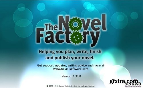 The Novel Factory 1.32.3 Portable