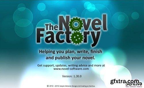 The Novel Factory 1.32.4 Portable