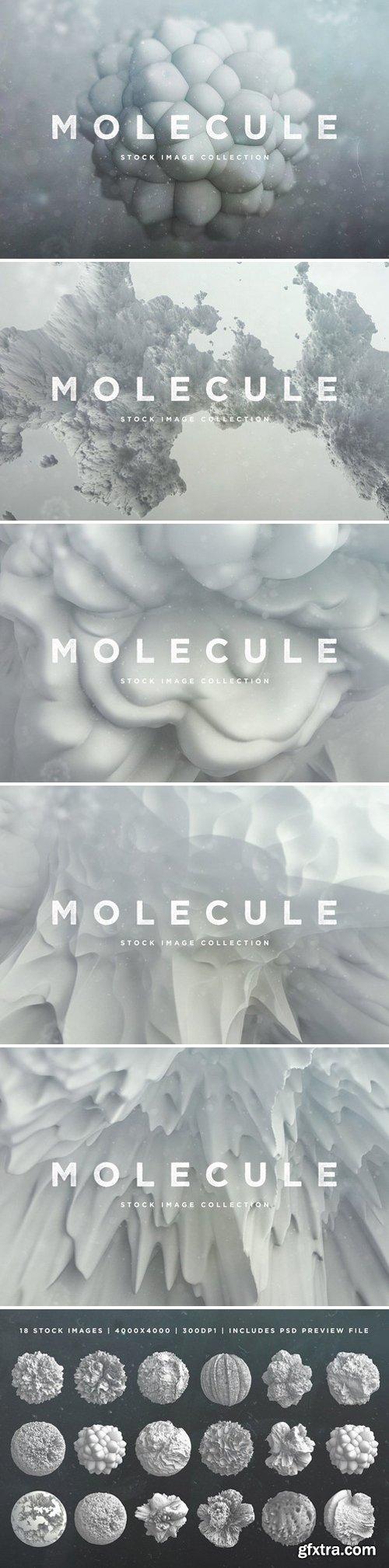 CM - 3D Molecule Objects 2347024