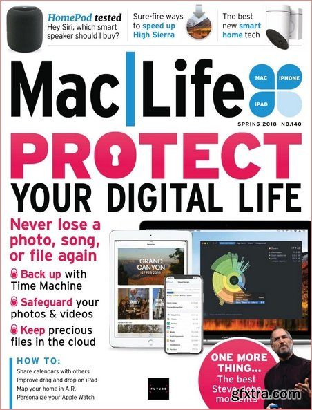 MacLife UK - May 2018