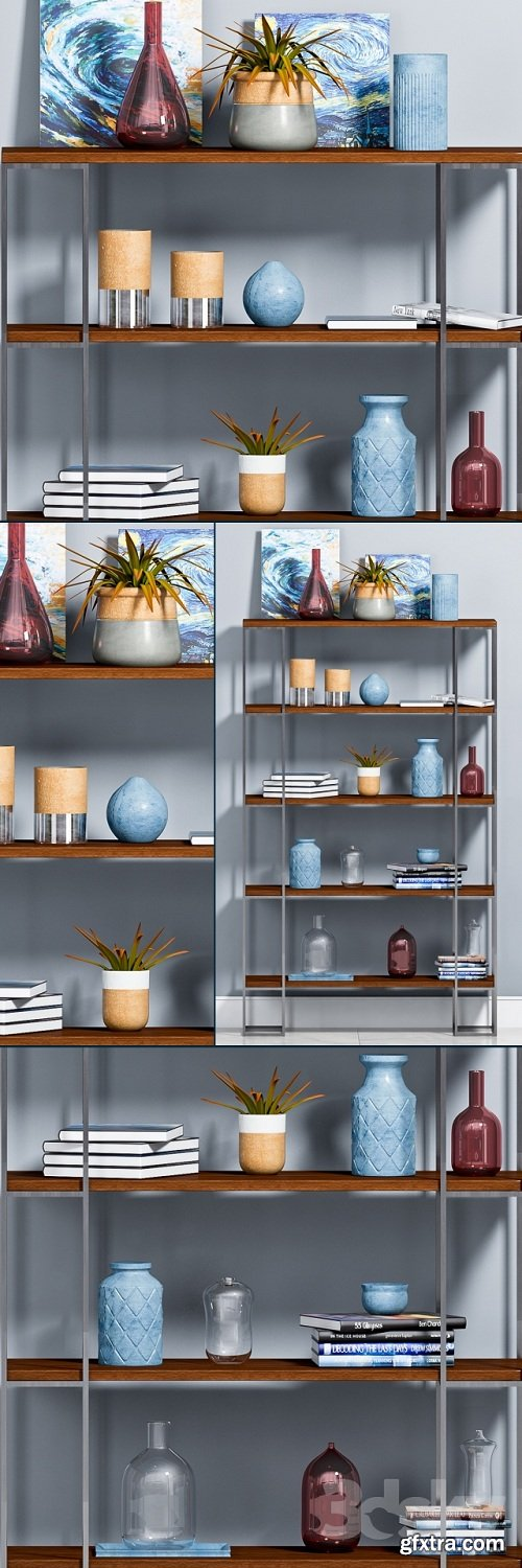 Decorative shelf -3