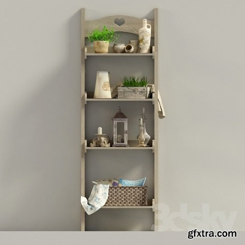 Shelving in the Style & Provence 2