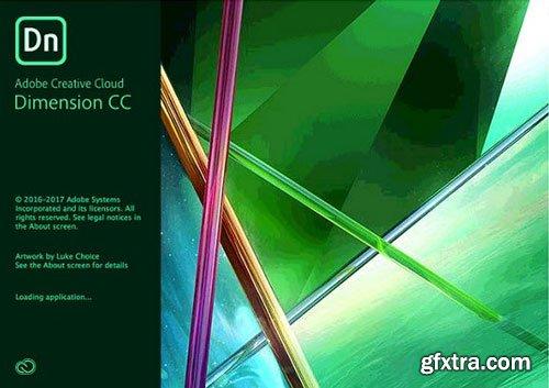 Adobe Dimension CC 2018 v1.1.1.0 (x64)