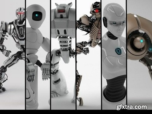 Robots Collection 16