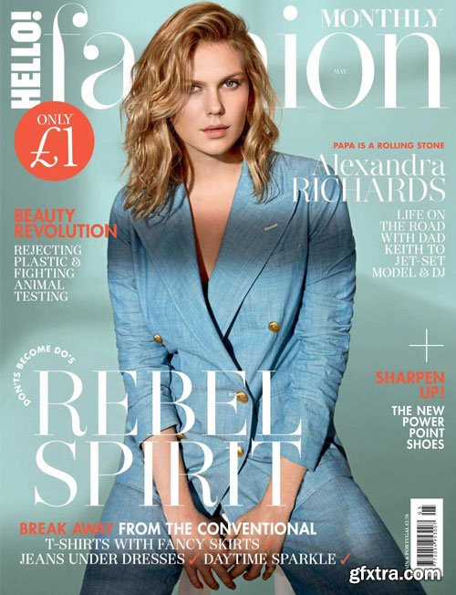 Hello! Fashion Monthly - May 2018