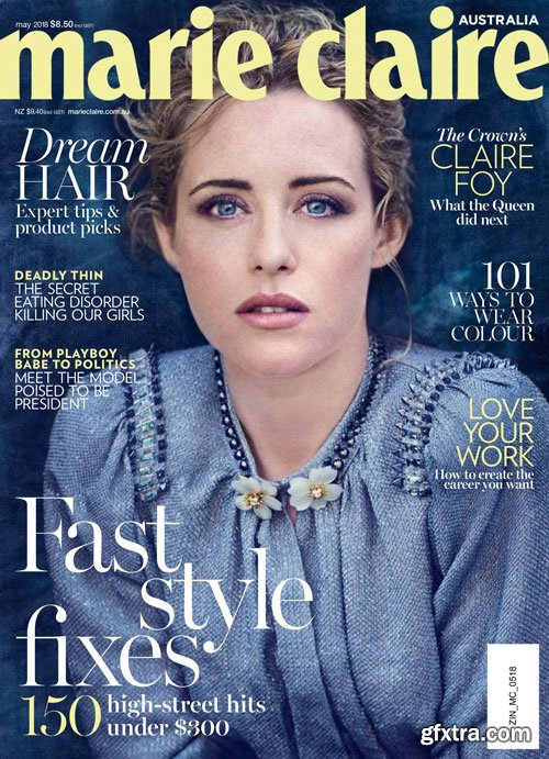 Marie Claire Australia - May 2018