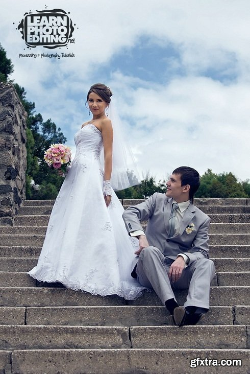 Color Grading Tutorial For Wedding Photography