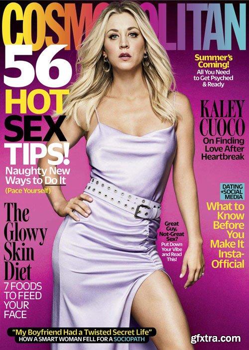 Cosmopolitan USA - May 2018