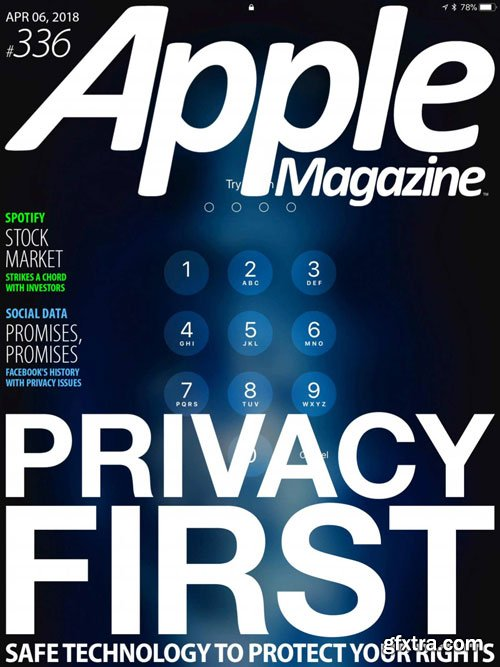 AppleMagazine - April 06, 2018