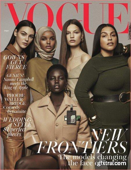 British Vogue – May 2018