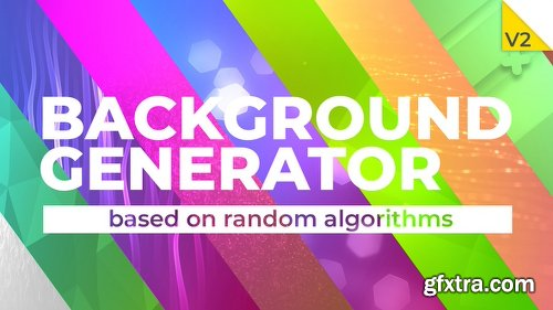 Videohive Background Generator 21573235