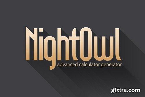 CM - NightOwl - Calculator Generator 2355243