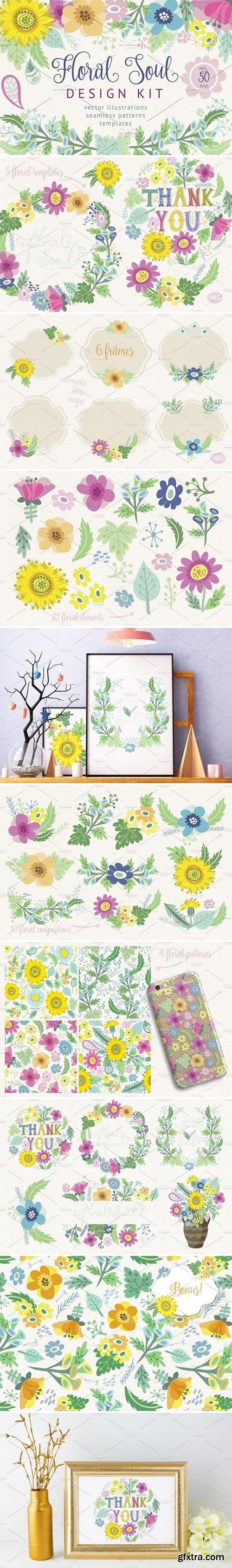 CM - Floral soul 1575737
