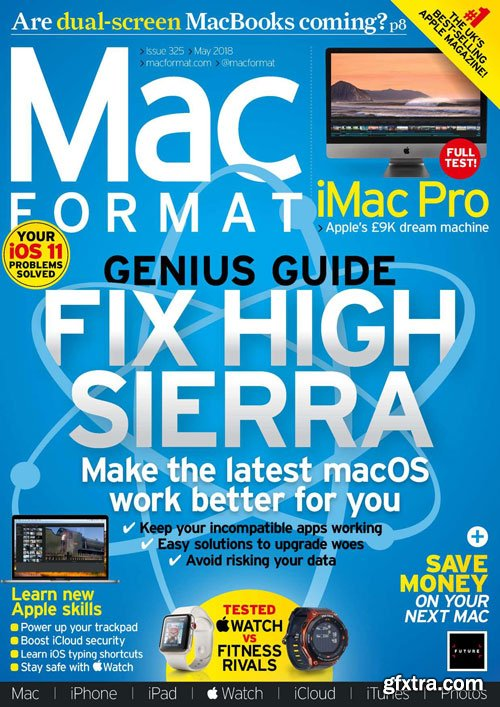 MacFormat UK - May 2018