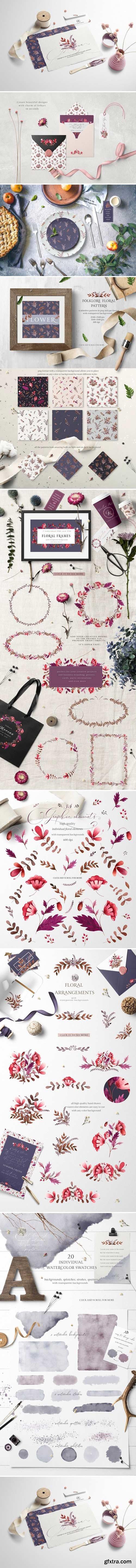 CM - Folkloric Floral Set 2353169