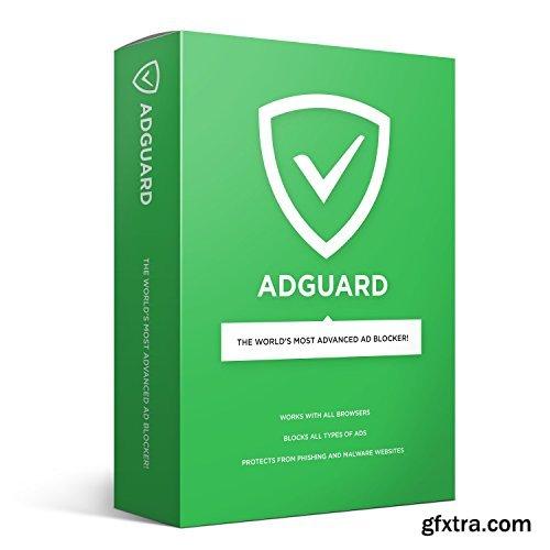 Adguard 6.2.437.2171 Multilingual Portable