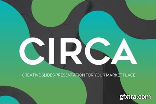 Circa - Keynote Template