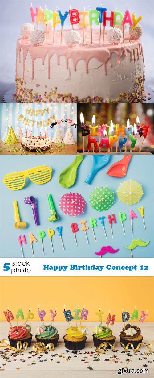 Photos - Happy Birthday Concept 12