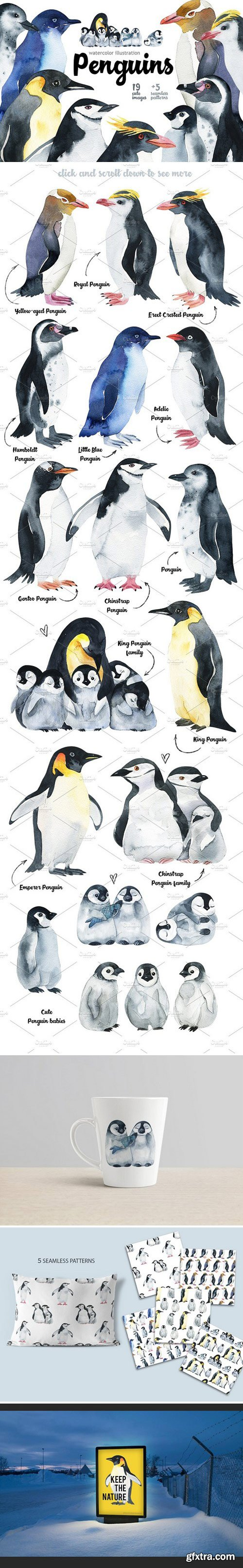 CM - Penguins at the Pole-illustration 2283741