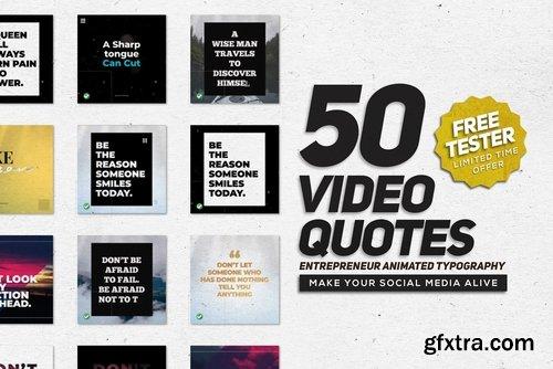 CM - VIDEOGRAM Typography Quotes 2381444