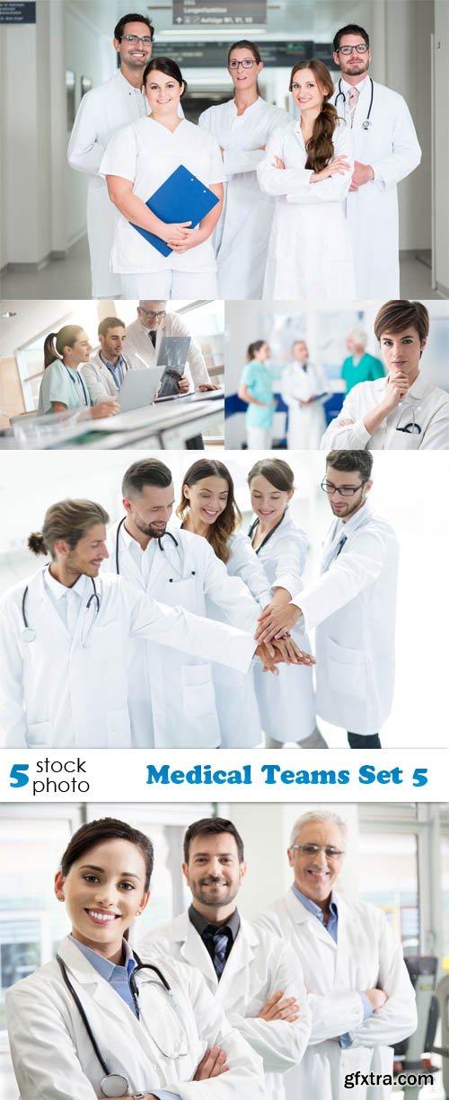Photos - Medical Teams Set 5
