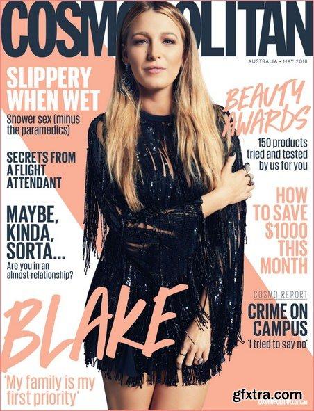 Cosmopolitan Australia – May 2018