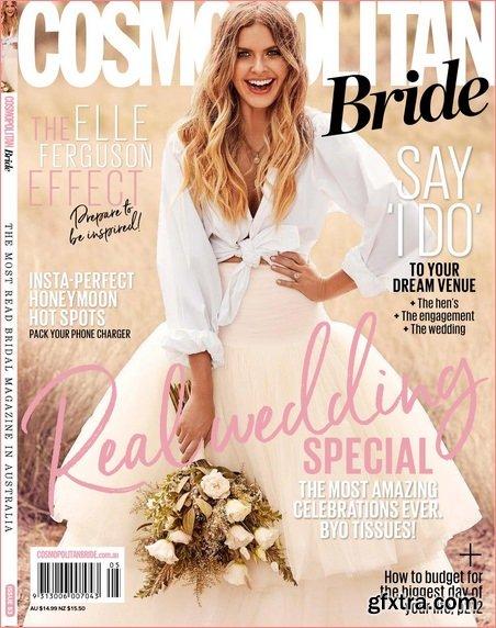 Cosmopolitan Bride Australia – April 2018