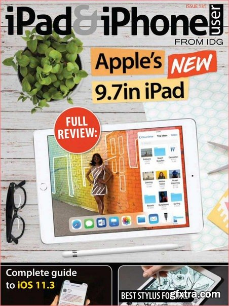 iPad & iPhone User – April 2018