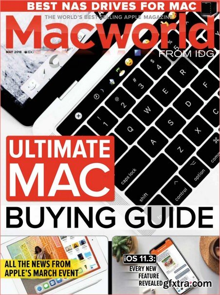 Macworld UK – May 2018