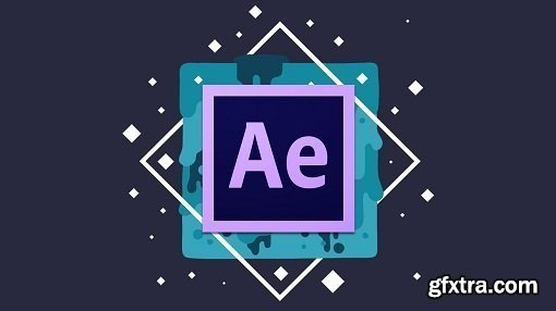 Animated Motion Graphics - Liquid Text Animation in After Effects!