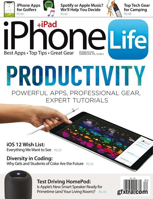 iPhone Life Magazine - April 04, 2018