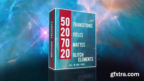 MA - Edit Video Pack Premiere Pro Templates 55733