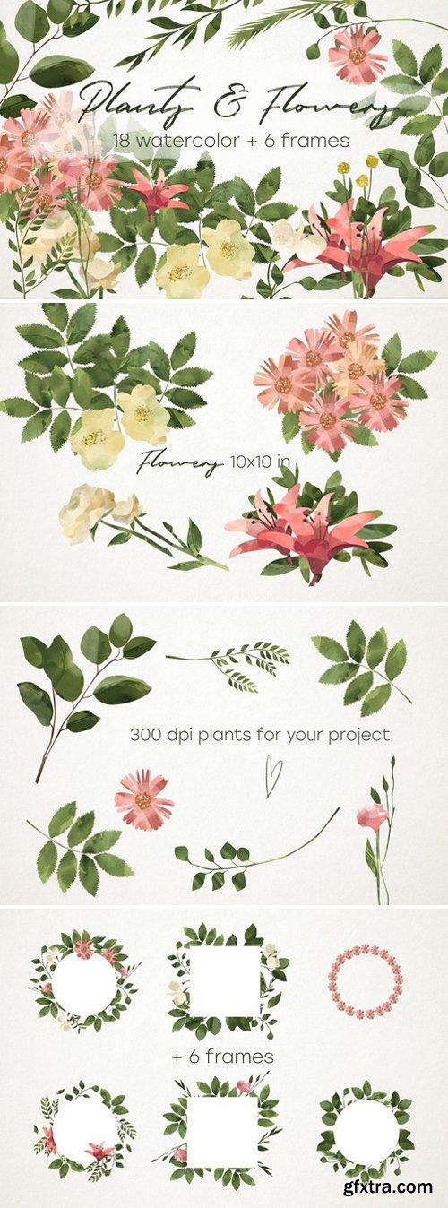 CM - Plants & Flowers 2380042